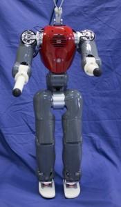 COMAN - compliant humanoid robot